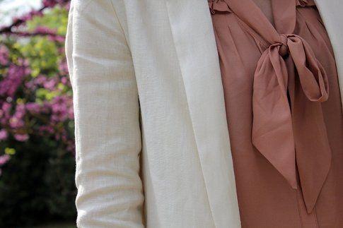 Rosa e bianco