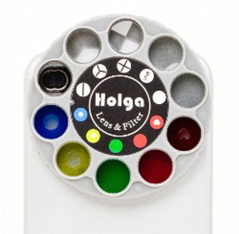 Holga Lens