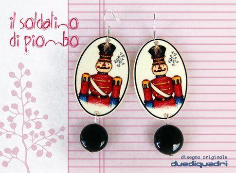 I gioielli ispirati ai giocattoli vintage di Due di Quadri