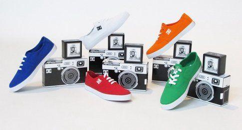 Hai delle sneakers DC? Scatta una foto e partecipa
