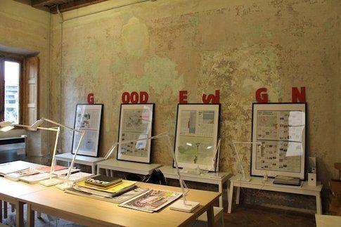 Goodesign, Cascina Cuccagna, Fuorisalone 2012