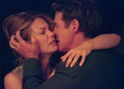 Una scena de L'amore infedele