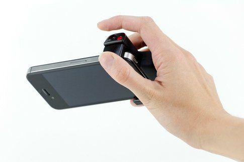 iPhone Shutter Grip di Photo JoJo