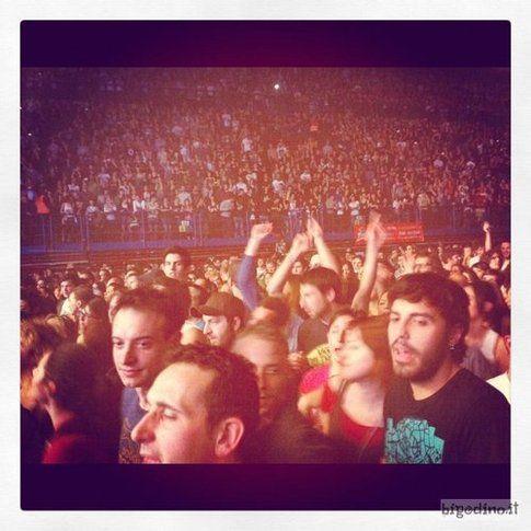 15000 persone al Medionalum Forum