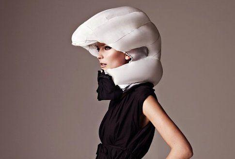 Il casco invisibile di Hovding