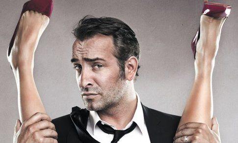 Jean Dujardin è uno dei protagonisti de Gli Infedeli