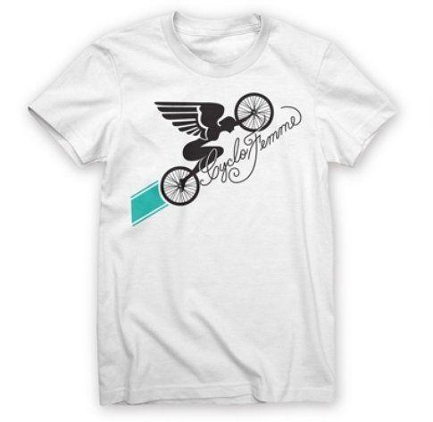 La T shirt di Cyclo Femme