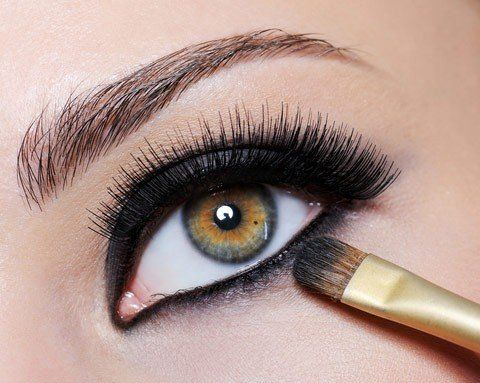 Come non far sbavare la matita sotto gli occhi