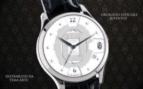 Orologio Juventus, Tema Arte