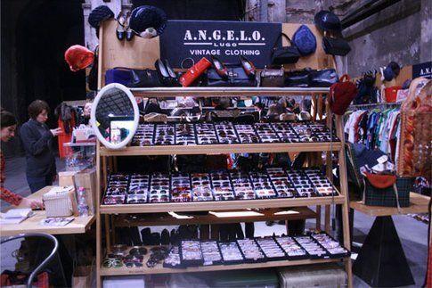 selezione di accessori vintage