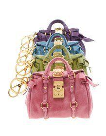 Mini bags Miu Miu