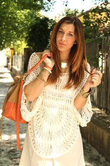 L'outfit di Sabrina Tassini di Patchwork à Porter