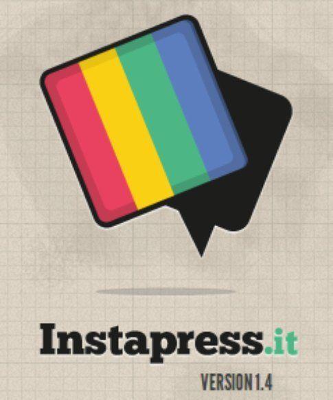 Instapress - plug-in