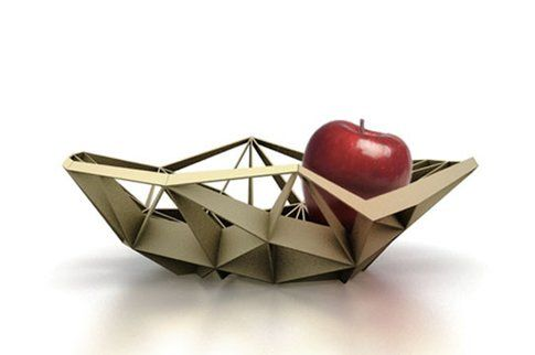 Musei di carta, progetto MAXXI Fruit Bowl