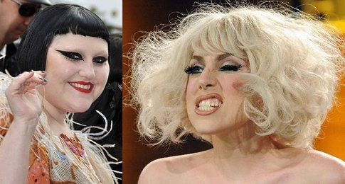 Beth Ditto Vs Lady Gaga
