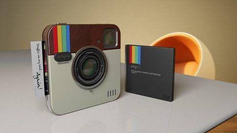 L'icona di Instagram diventa realtà