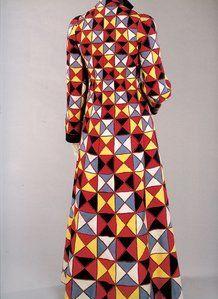 vestito arlecchino