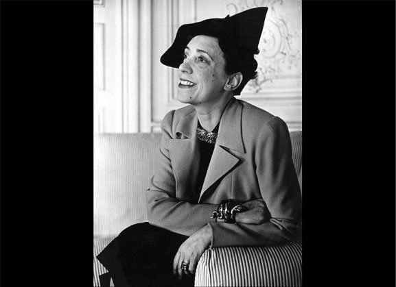 Elsa Schiaparelli: faceva concorrenza a Coco Chanel