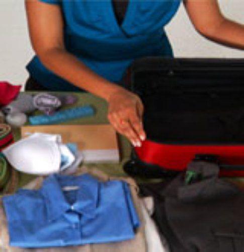 Prima parte: selezionare cosa mettere in valigia