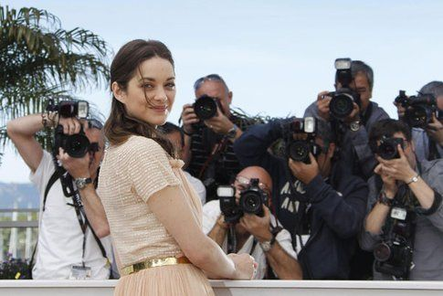 Marion Cotillard sul red carpet