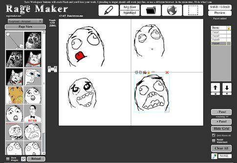 Rage Maker - Software online