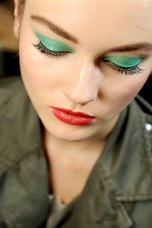 Occhi smeraldo, davvero irresistibili!