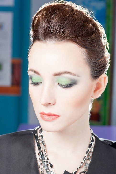 Make up in cinque mosse: occhi smeraldo