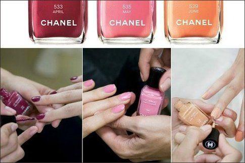 La collezione Harmonie du Printemps - Chanel