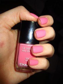 LE VERNIS n° 535 May, un perfetto rosa intenso