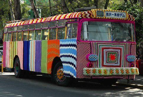 Autobus di Magda Sayed