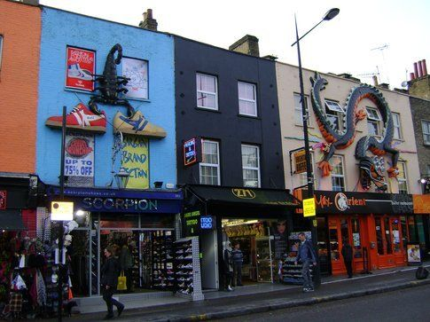 Camden Town - Foto di Francesca Turchi