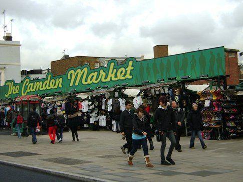The Camden Market - Foto di Francesca Turchi
