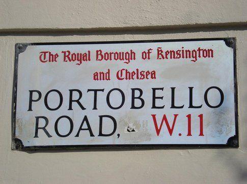 Portobello Road - Foto di Francesca Turchi