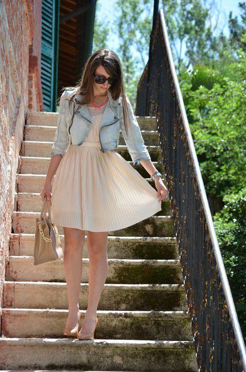 L'outfit di Sarah Bianchi