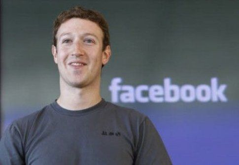 Mark Zuckerberg, il fondatore di Facebook