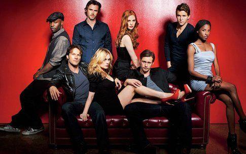 il cast di True Blood - 5°stagione