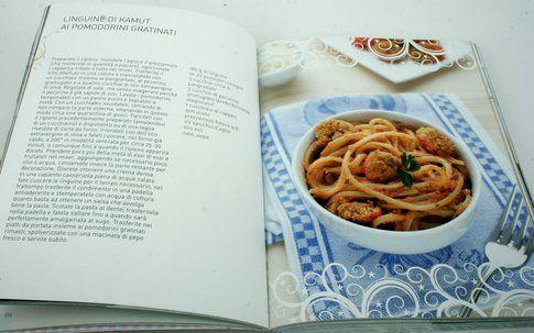 una delle tante ricette presenti nel libro