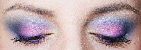 Occhi protagonisti del look