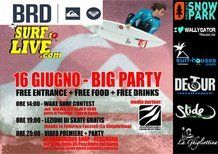 16 giugno? Big party SurfToLive!