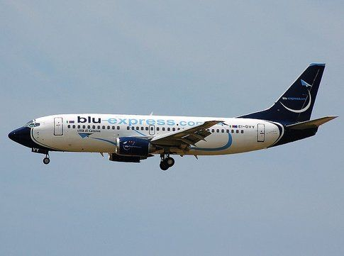 Blu-Express Airlines