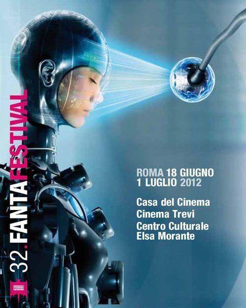 La locandina dell'edizione 2012 del fantafestival