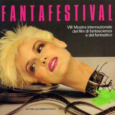 la locandina del fantafestival del 1988, la mia preferita!!
