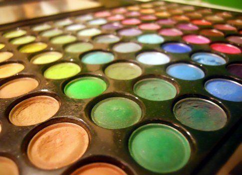 palette ombretti