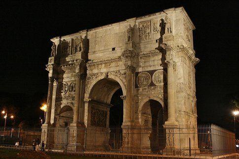 Arco di Costantino - Foto di Simona Forti