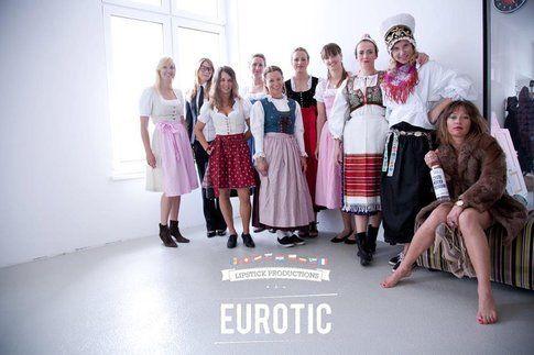 Eurotic, l'ultimo film di snowboard al femminile