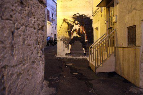 Conor Harrington a Grottaglie