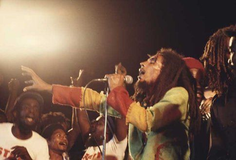 "Una scena tratta dal film ""Marley"""
