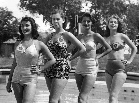 Miss Italia e il bikini