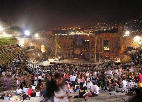 Il festival di Taormina