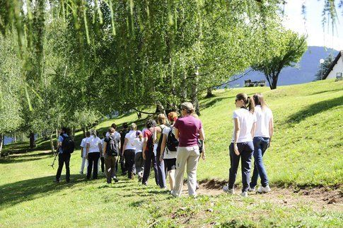 Trekking del benessere in Trentino